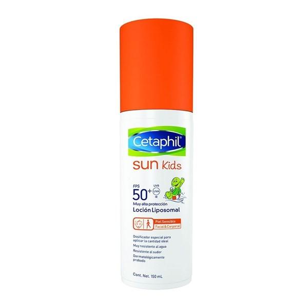 Cetaphil Protector Solar x 150 ml Loción Kids Sun Fps 50