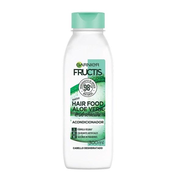 Fructis Acondicionador Hair Food Aloe Vera 300ml
