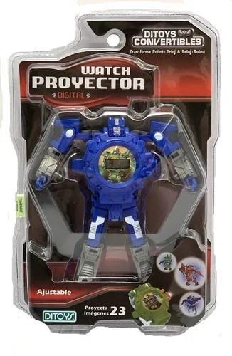 Transformers Reloj Watch Projector alt