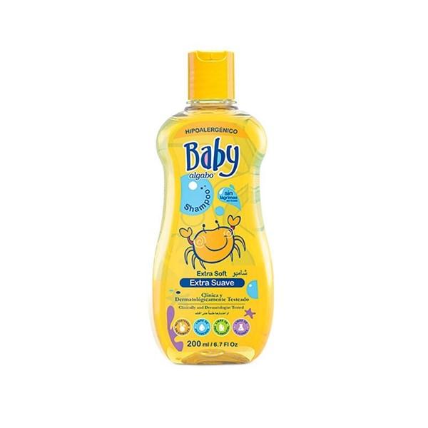 Algabo Baby Shampoo Extra Suave 200 ml