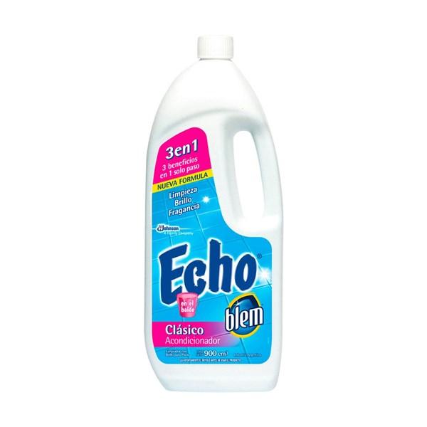 ECHO EN EL BALDE x 900 CC