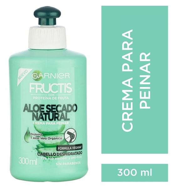 Fructis Crema Para Peinar Aloe x300ml