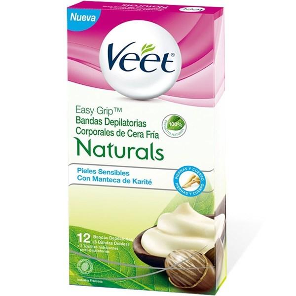 Veet Bandas Corp. Naturals