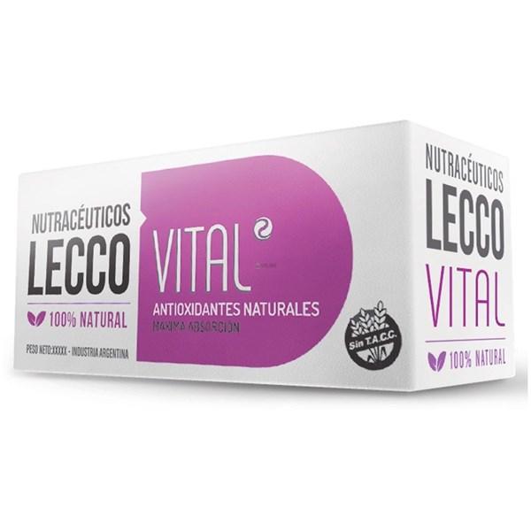 Neutracéuticos Lecco Vital x60 Comprimidos