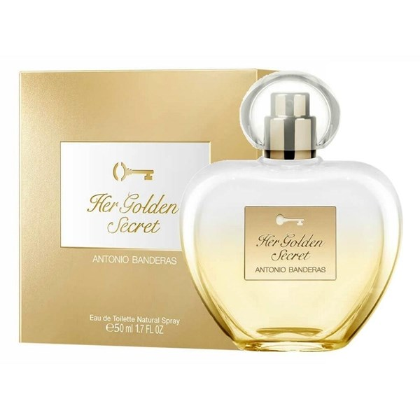Perfume Antonio Banderas Her Golden Secret EDT 50ml