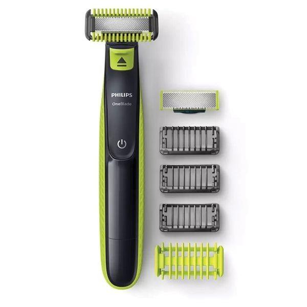 Recortador De Barba Afeitadora Philips Oneblade QP2620