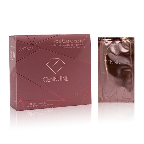 Gennuine Antiage 15 Sobres