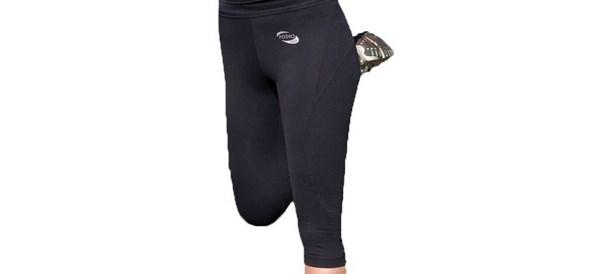 Calza Fitness  Podio Pescadora Mujer Talle XL #1