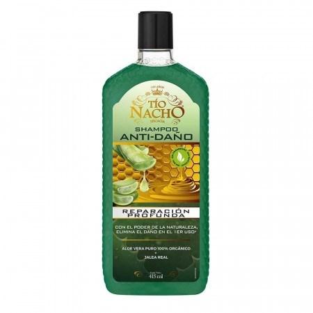 Shampoo Reparación Profunda Tío Nacho 415ml