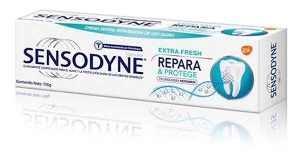 Sensodyne Pasta Dental Repara & Protege Extra Fresh x100gr