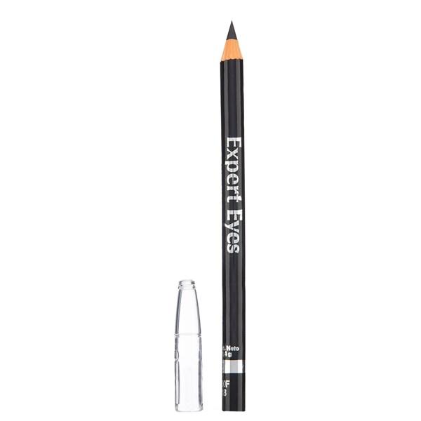 Delineador Maybelline Expert Eyes Pencil Negro X 1.4 Gr alt