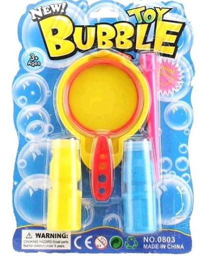 Burbujero Juguete