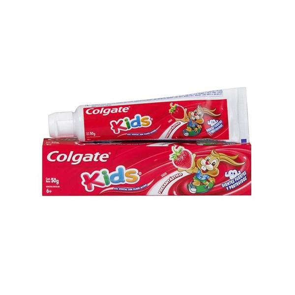 Crema Dental Colgate Kids Frutilla X50grs