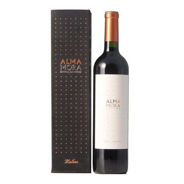 ALMA MORA MALBEC EST. x 750 CC