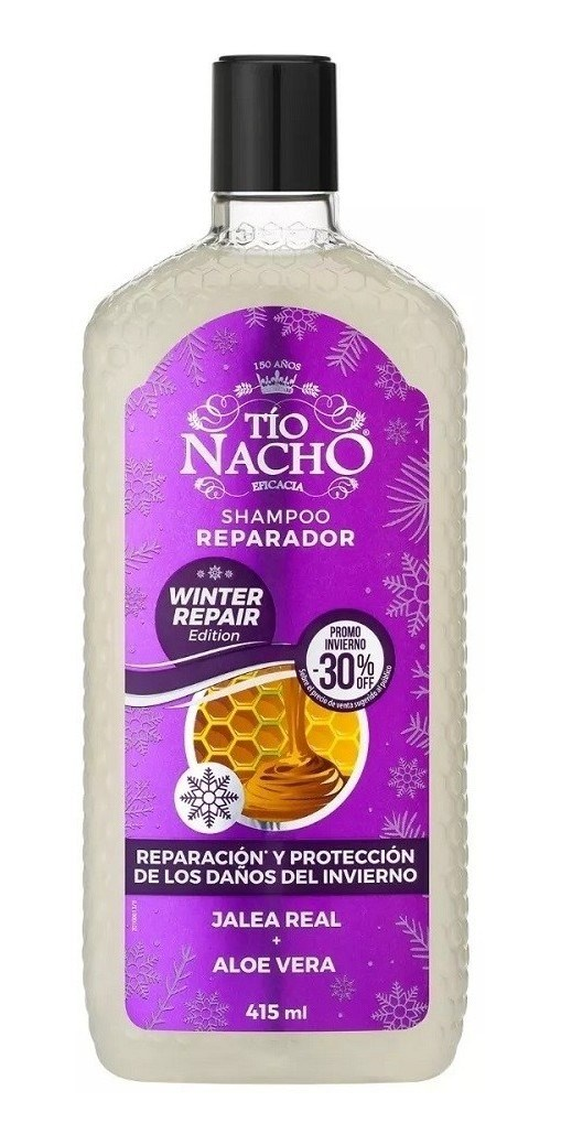 Tío Nacho Shampoo Reparador Edición Invierno x415ml