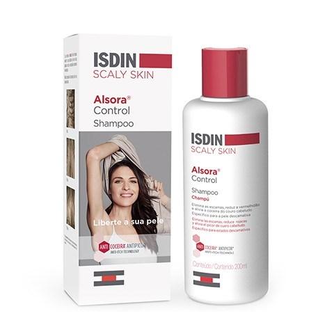 Isdin Shampoo Alsora Champú Control X 200 Ml