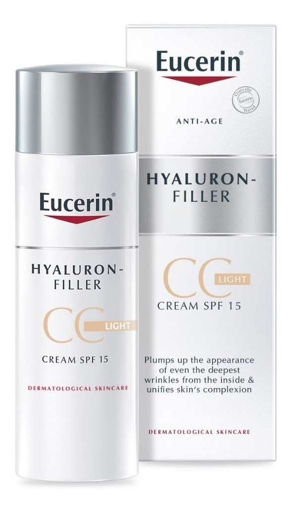 Hyaluron Filler CC Cream Light #1