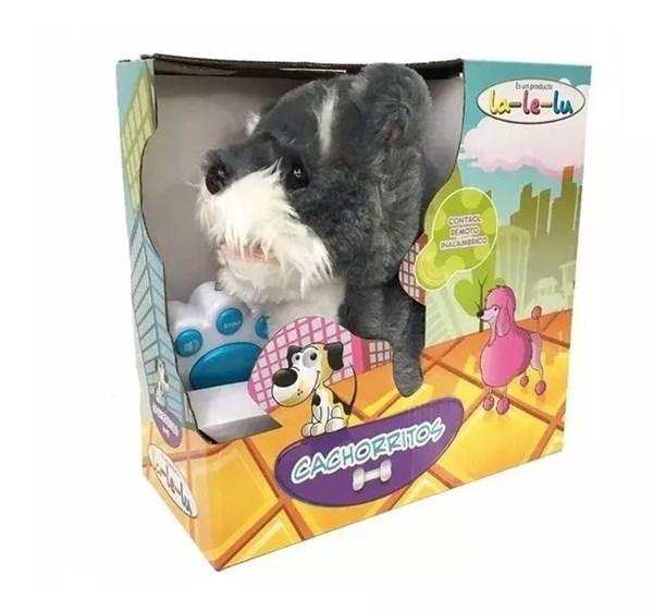 LaLeLu Peluche Cachorritos En Caja