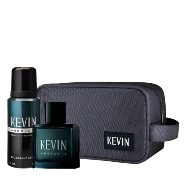 Kevin Absolute Necessaire (EDT X 60 + AER X 150)