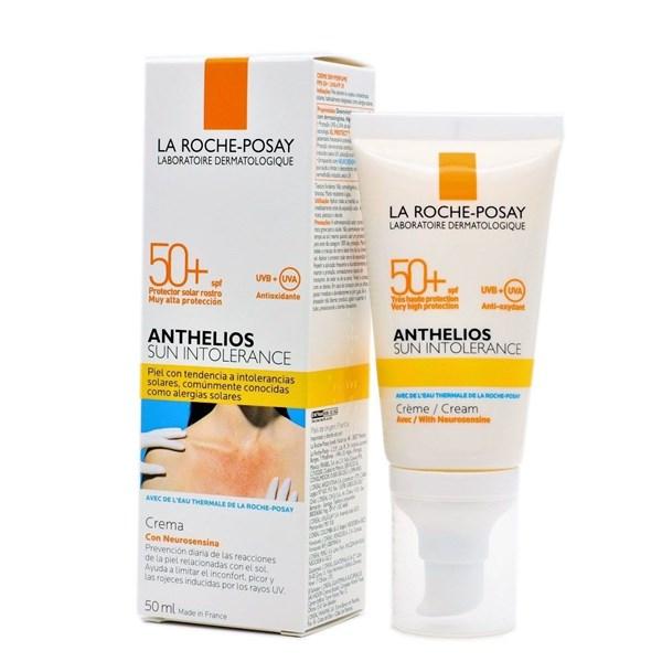 Anthelios Intolerancia Solar FPS 50+ Pomo50 ml #1