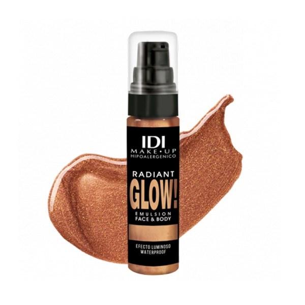 Idi Emulsion Iluminadora Hidratante Radiant Glow Nº 02