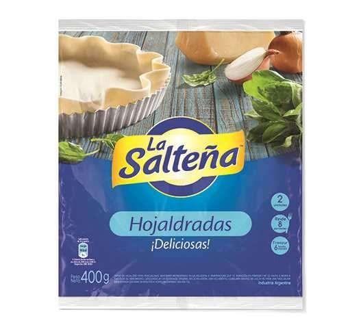 PASCUALINA LA SALTEÑA HOJALDRE x 1 U