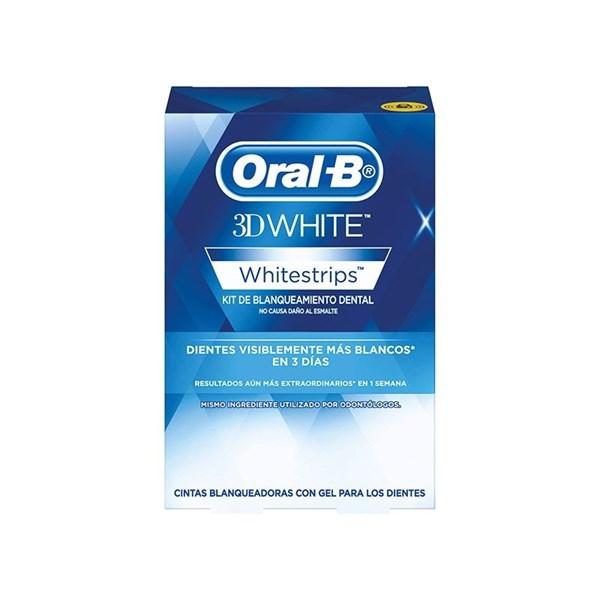 Cintas Blanqueadoras 3 D White x 28 un Oral B