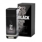 Perfume Carolina Herrera 212 Vip Black x 100 ml. #1
