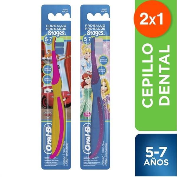 Cepillo Dental Oral-b Pro-salud Stages 5-7 Años