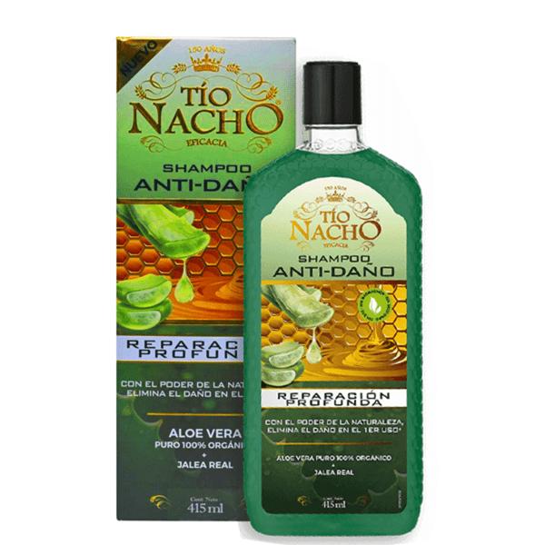 Shampoo Reparación Profunda Tío Nacho 415ml alt