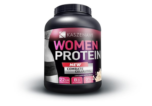Kaszenave Women Protein Combate Celulitis 908 gr