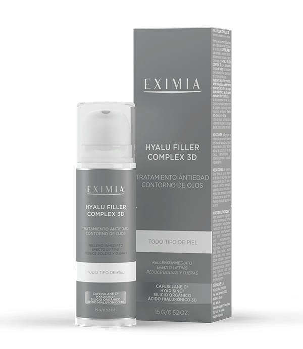 Eximia Hyalu Filler Complex 3d Ojos Airless x15 g