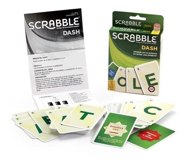 Scrabble Dash Juego Ruibal  alt