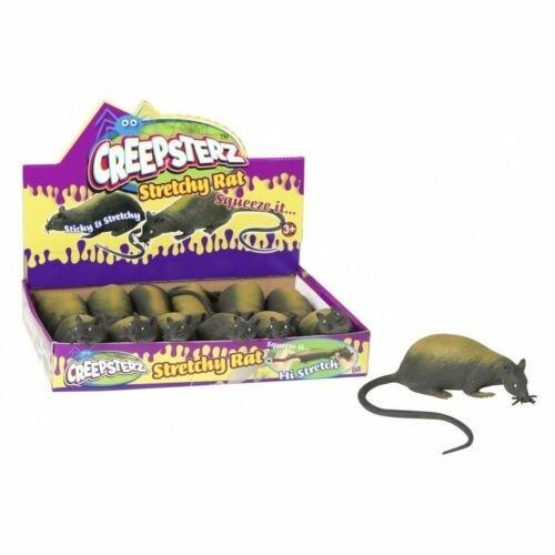 Creepsterz Rata Juguete Bromas