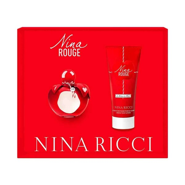 Perfume Nina Ricci Rouge Cofre