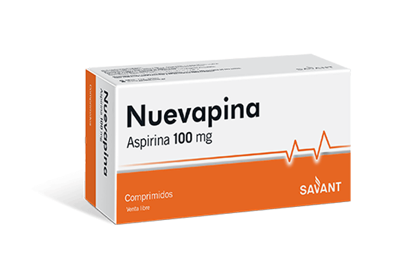 Nuevapina 100 mg x 98 Comprimidos