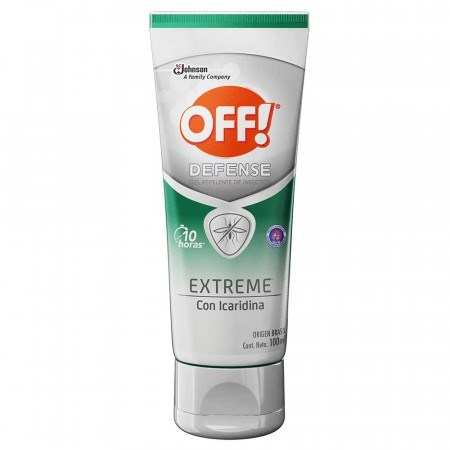 Off Defense Extreme Gel x 100 ml