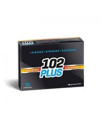 102 PLUS comprimidos x 30