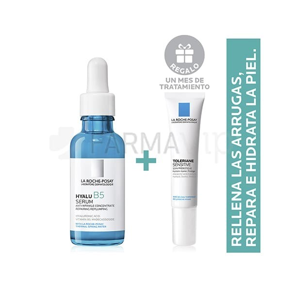 Kit Hyalu B5 Serum 30 ml + Toleriane Sensitive 15 ml alt