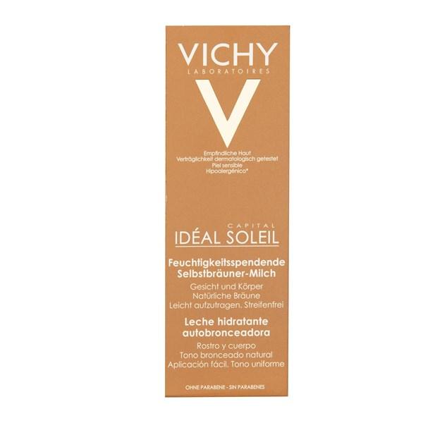 Vichy Ideal Soleil Leche Autobronceante X 100 Ml alt