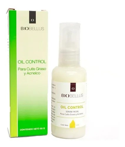 Biobellus Serum Oil Control 50g