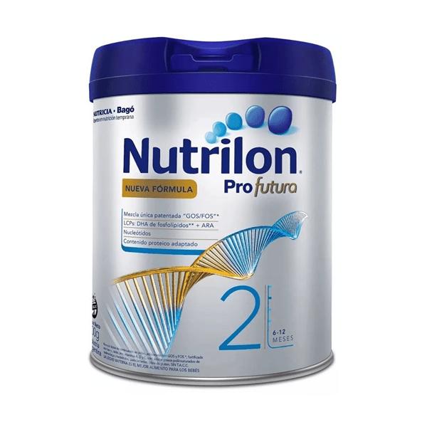 Nutrilon Leche Profutura 2 Lata X 800 Gr