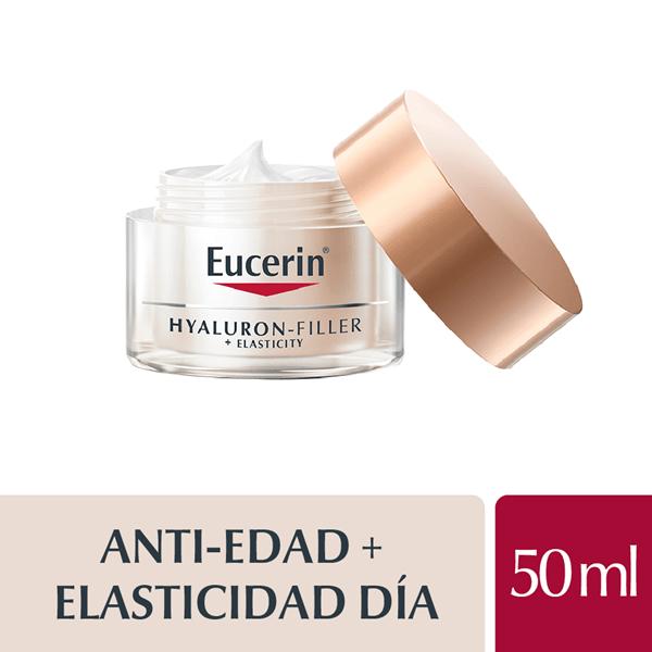 Hyaluron Filler + Elasticity Eucerin Crema De Día Fps 15 X 50 Gr #1