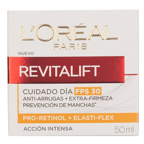 Crema Loreal Revitalift Crema de día SPF 30 50 ml alt