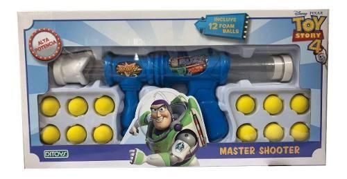 Pistola Juguete Lanza Pelotas Toy Story
