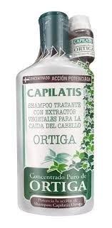Capilatis Shampoo Ortiga Anticaida + Concentrado x410ml