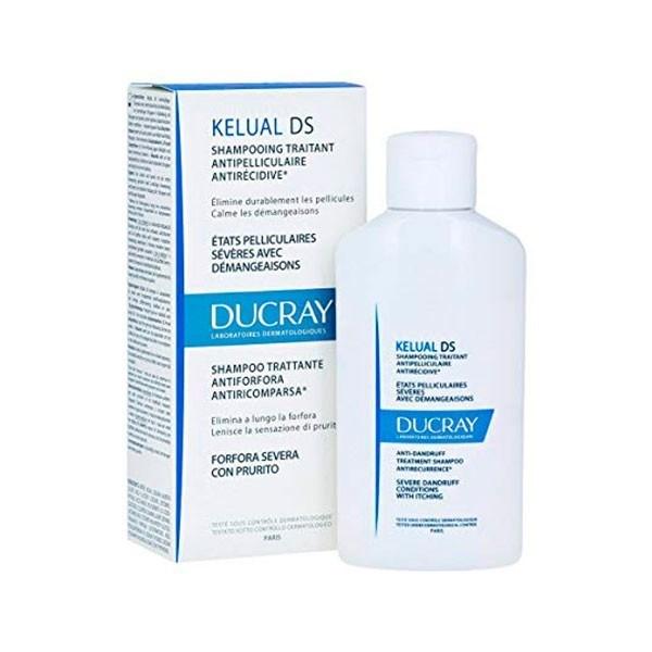 Ducray Kelual Ds Shampoo Tratante Anticaspa X 100ml Original