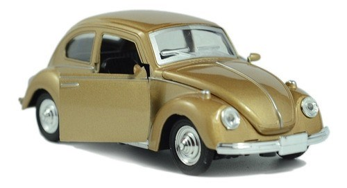 Auto Escarabajo De Colección Escala 1:28