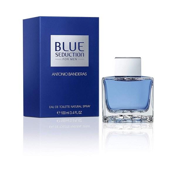 ANTONONIO BANDERAS Blue Seduction 100ml