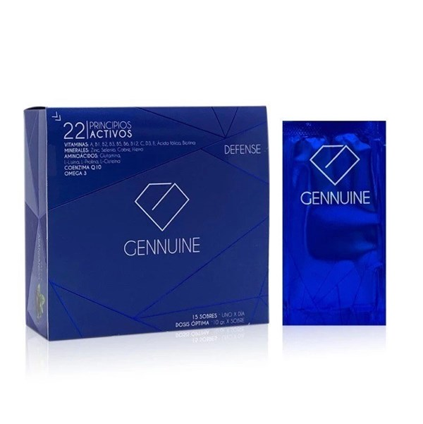 Gennuine Defense 15 sobres